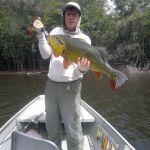 pescaria no Água boa em roraima