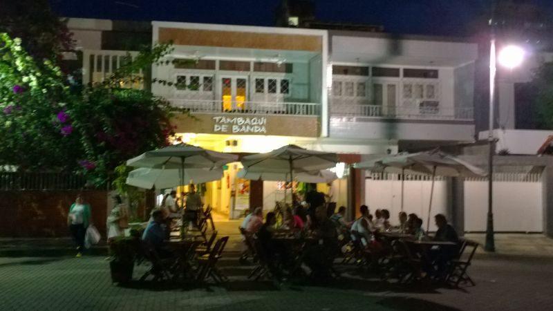 Restaurante Tambaqui de Banda