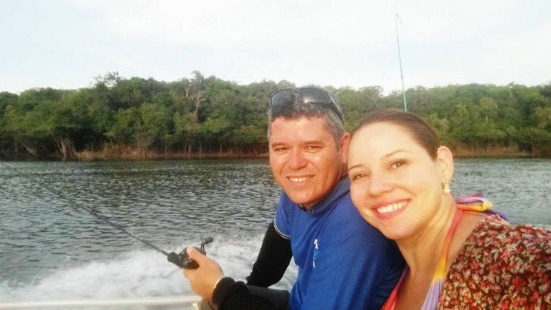 pesca Rio preto Out 2015  david Ale