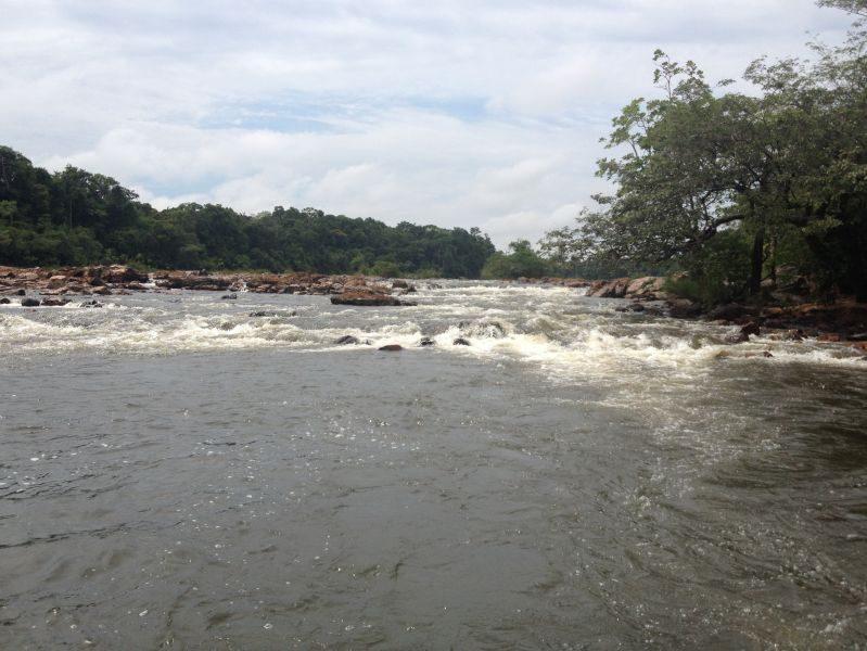 Corredeira rio Aripuanã