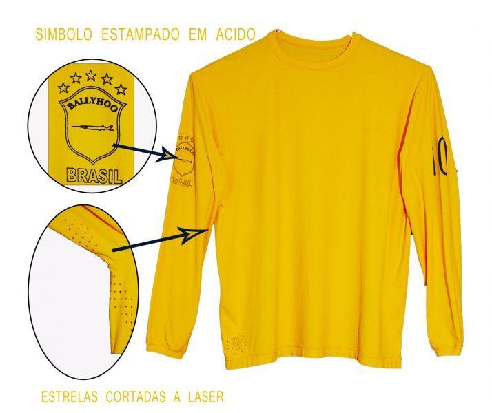 camiseta RR copa