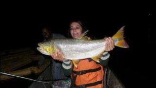Pesca em Tres Marias