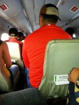 0180  Avião Bandeirante.