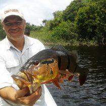 Savana no Rio Negro