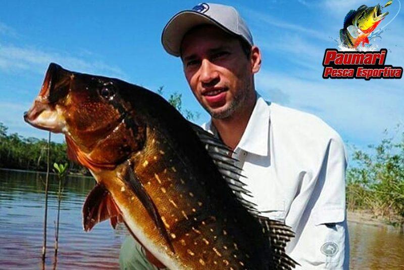 Pescaria com a Paumari e parceiros
