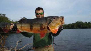 Pescarias na Amazônia